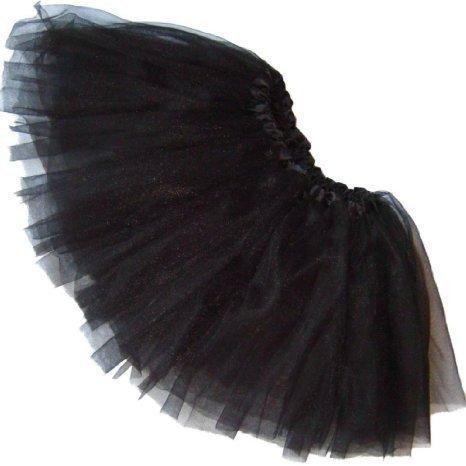 Balle (Black Ballerina Halloween Costume)