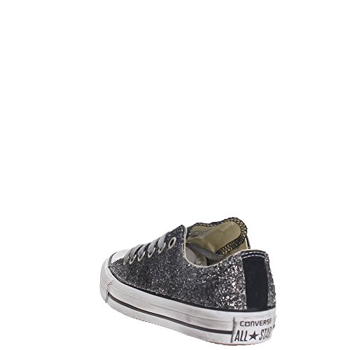 Converse 156907C Sneakers Mujer VINTAGE SILVER GLITTER
