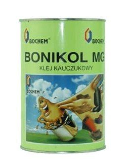 New Bonikol MG 0.7kg Strong Shoe Repair Glue Contact Adhesive Leather&Rubber Bochem