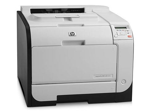 HP LaserJet Pro 400 color M451nw (CE956A#BGJ) by HP