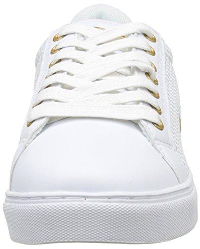 Kaporal Damen Krisla Flach Weiß (Weiß)