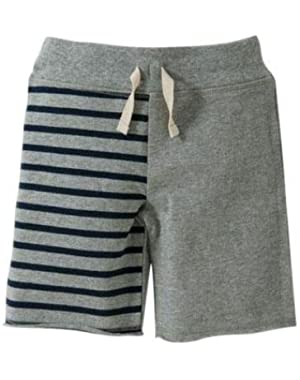 Baby Boys' Striped Colorblock Board Shorts (Baby)