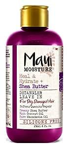 Maui Moisture Heal & Hydrate Shea Butter Detangler 8 Ounce (236ml)