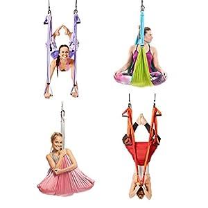 YOGABODY Yoga Trapeze [Basic Model] Yoga Swing/Sling/Inversion Tool