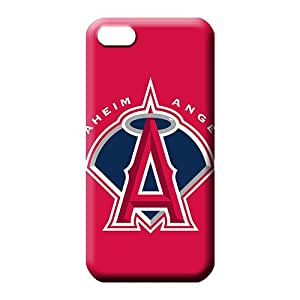 iphone 6 normal Excellent Fitted Durable Protective phone back shell baseball los angeles angels