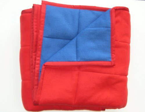 THERAPIST APPROVED WEIGHTED SENSORY BLANKET by THE SENSORY UNIVERSITY