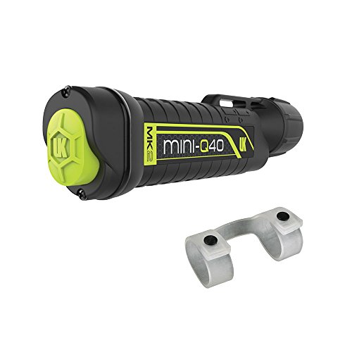 (Underwater Kinetics MiniQ40 MK2 250 Lumens Dive Light )