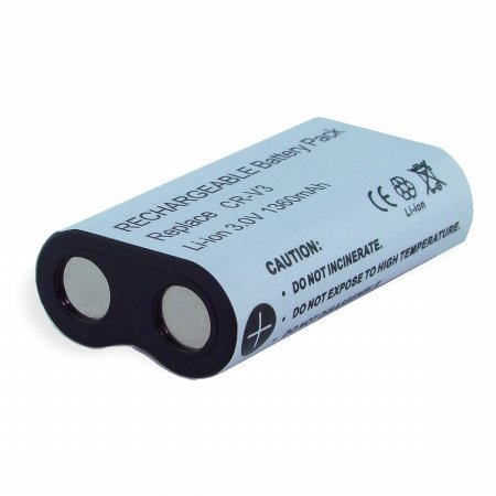 New 1360mAh Rechargeable Battery for OLYMPUS Cameras