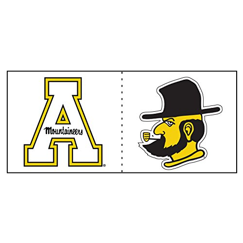 Appalachian State Mountaineers Cooler Decals