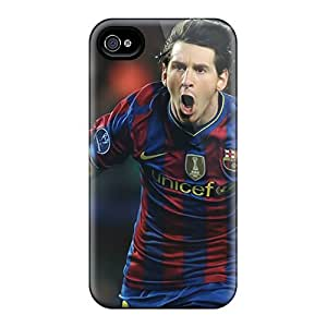 Iphone 6plus UMB18087BeXf Allow Personal Design High-definition Messi Pattern Scratch Protection Hard Phone Covers -AaronBlanchette