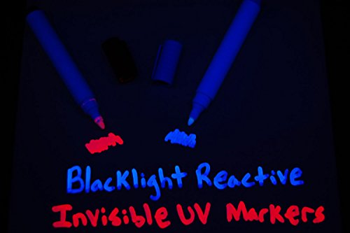 DirectGlow Invisible Blacklight Reactive Marker product image