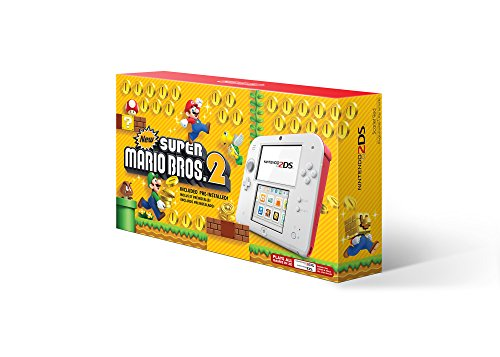 Nintendo 2Ds   New Super Mario Bros  2 Edition