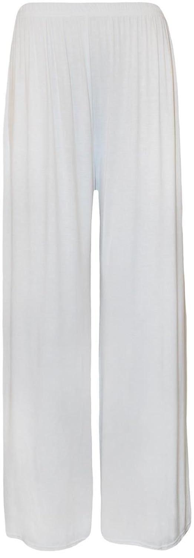 U States Lady Women's Comfy Chic Palazzo Trousers
