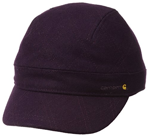 - Carhartt Women's Hinton Cap,Malbec,One Size