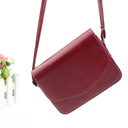 Red Bolso Hombro Caqui Crossbody Bags Mujer showsing Small al para nxEzZAwIgw