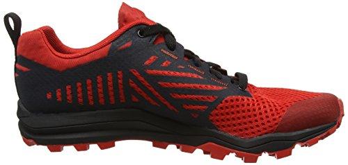 De Merrell red Homme black Rouge Dexterity Trail Chaussures W6vOvzw7q8
