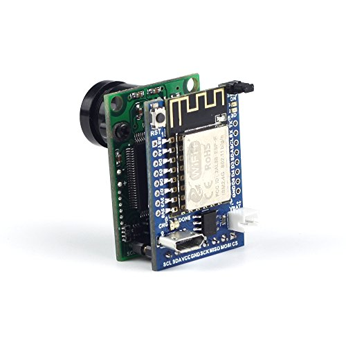 Arducam 2MP Camera Shield Evaluation Kit with Mini Camera