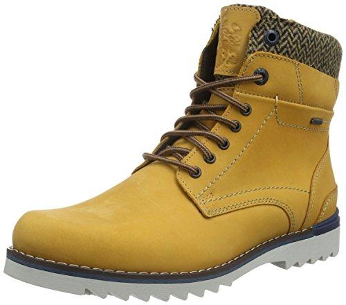 FRETZ men Herren Cooper Kurzschaft Stiefel Gelb (19 Yellow)