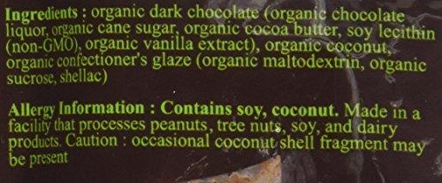 Next Organics Chocolate Covered Fruit Coconut Dark O, 4 oz by Next Organics (Image #3)