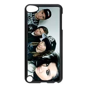 ipod 5 Black Tokio Hotel phone cases&Holiday Gift