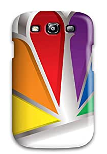 Hot YCLgFct1780oDkyy Nbc Logo Tpu Case Cover Compatible With Galaxy S3