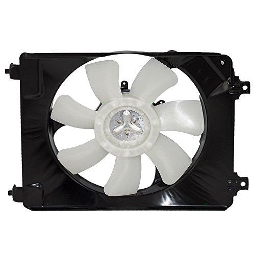 Honda A/c Condenser Fan - 6