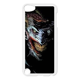 Batman Joker iPod TouchCase White TPU Phone Case SY_812177