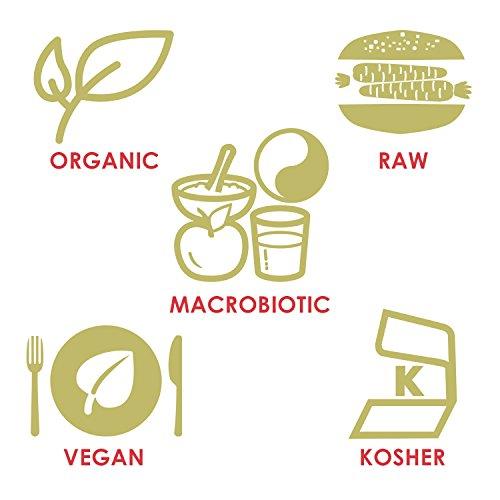 Ohsawa Nama Shoyu, Organic and Aged in 150 Year Cedar Kegs for Extra Flavor - Japanese Soy-Free Sauce, Low - Sodium, Non-GMO, Vegan, Kosher - 32 oz by OHSAWA® (Image #2)'