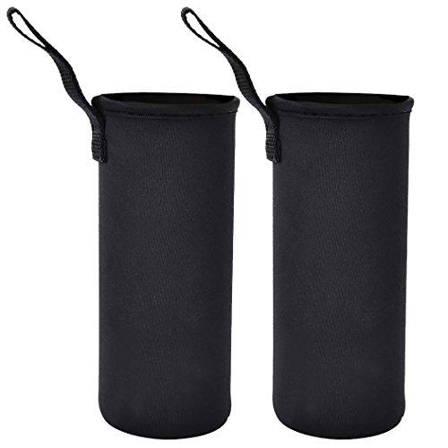 - Outgeek Bottle Sleeve 2 Pack Water Bottle Holder Neoprene Carrier