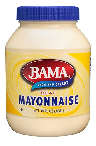 BAMA Real Mayonnaise - 30 oz plastic jar by BAMA Foods