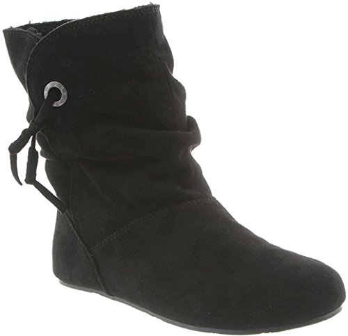 Womens BEARPAW Ankle Size Black 5 Boot Haille AqHZxTwnqd