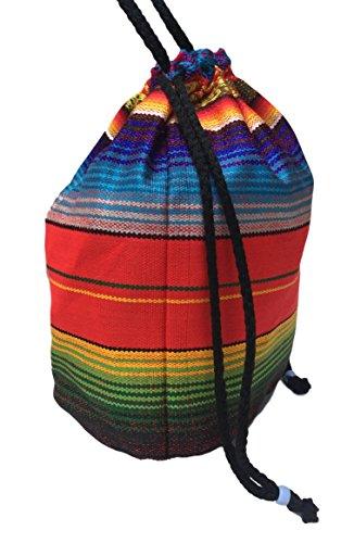 Merletto Azteco Mano Lavaggio Borsa Festival Viaggio Funky Colorata A Del Red Disegno Di Tracolla Nuova zgSqYw