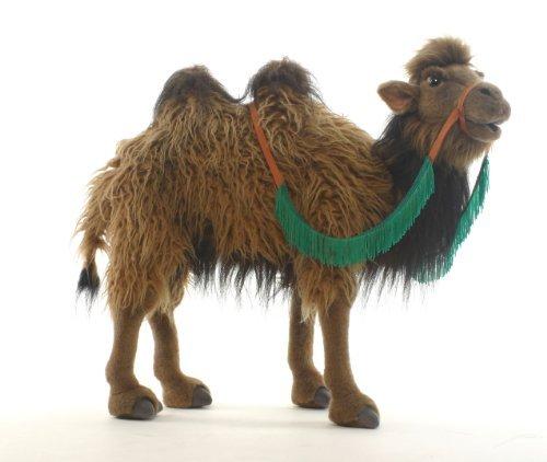 Hansa Bactrian 2 Hump Camel Plush