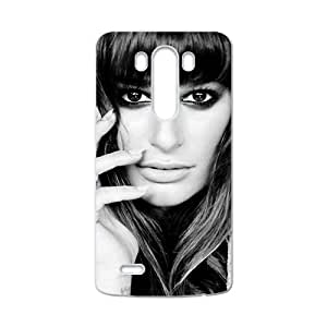 lea michele flare Phone Case for LG G3 Case