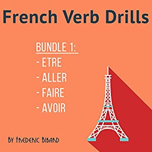 French Verb Drills Audiobook