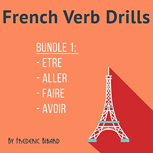 french verb drills - 8