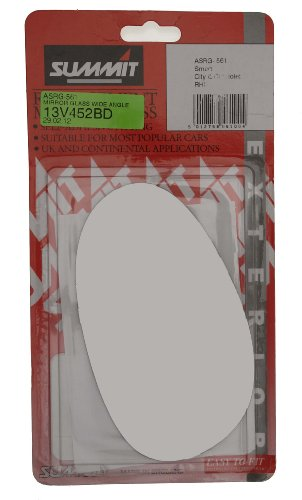 - Summit ASRG-561 Wide Angle Mirror Glass