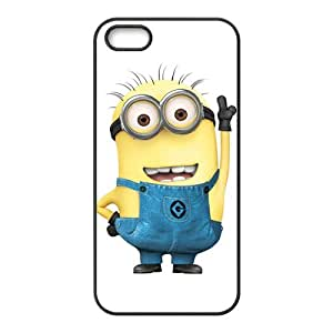 linJUN FENGLovely Minions Cell Phone Case for iPhone 5S