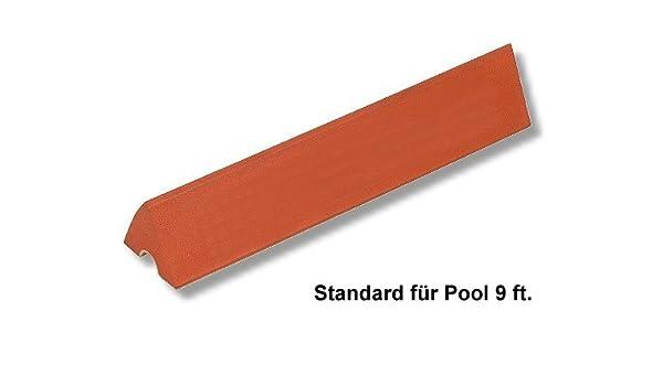 Las bandas de goma, estándar para piscina-mesa de billar 2.74 M ...