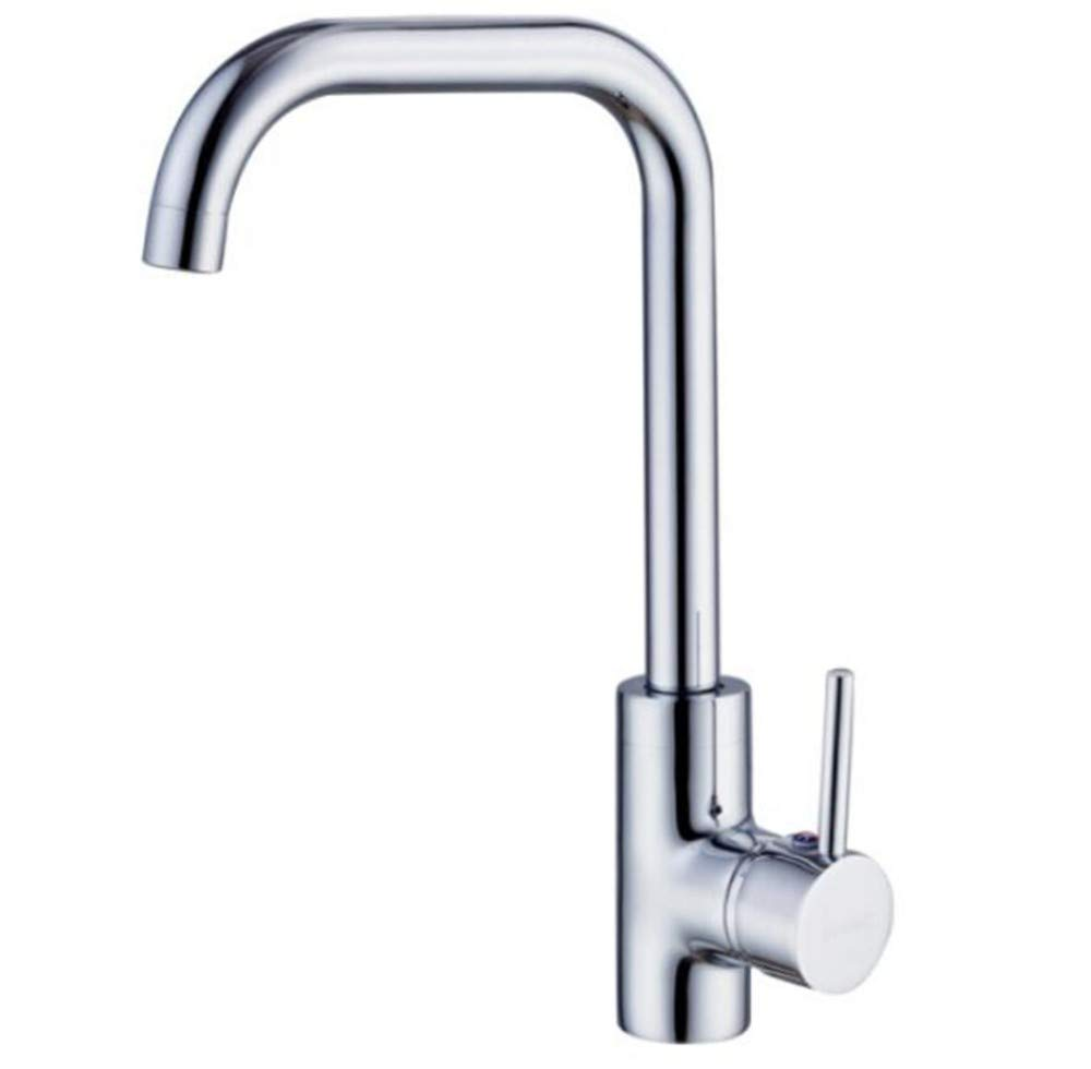 Faucet Waste Mono Spoutbathroom redatable Kitchen Hot and Cold Faucet Sink Sink