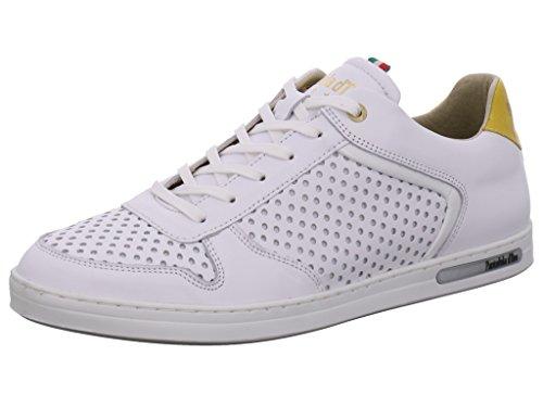 Pantofola d'Oro Ascoli - Zapatillas Hombre BRIGT WHITE NEW