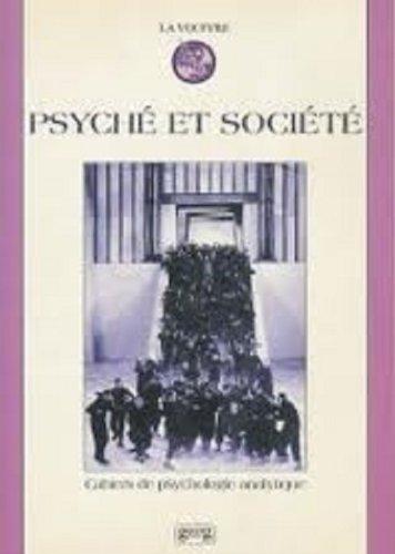 Psyché et société