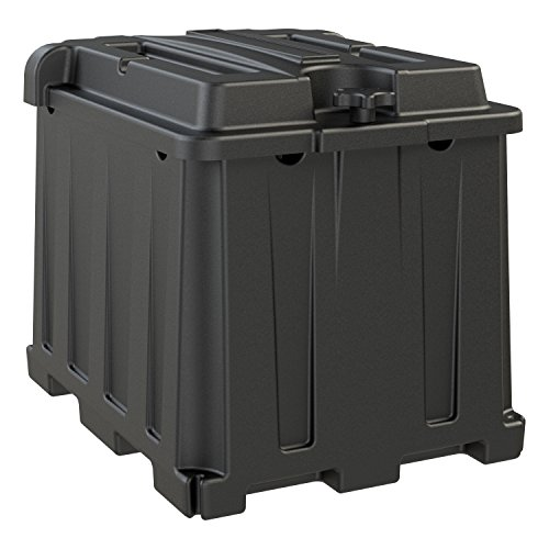 dual battery box rv - 1