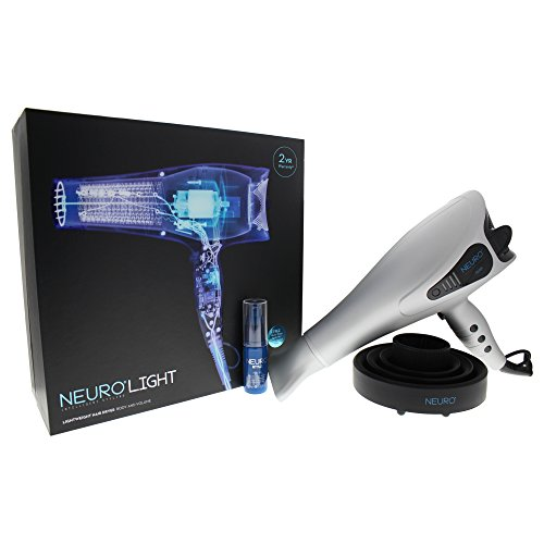 Neuro Light Hair Dryer - Model # NDLNAS - Silver by Paul Mitchell