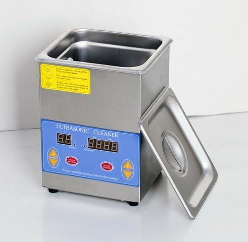 SATKIT Cubeta Limpieza Ultrasonidos Tanque 2 litros Mod-120HTD ...