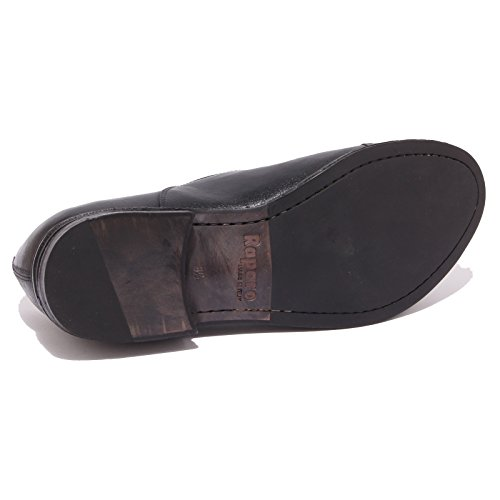 RAPARO Men Classica Nero Nero 6360R Uomo Scarpa Shoe 8H8Yr