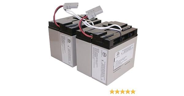 Battery Tech RBC55-SLA55-BTI APC Replacement Battery BTI
