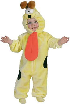 Amazon Com Toddler Odie Costume 2t Clothing
