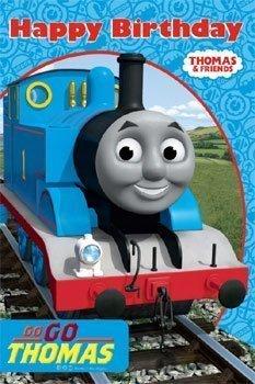 Thomas The Tank Engine Carte De Joyeux Anniversaire Amazon Fr Jeux