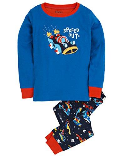 Hatley Little Pajama Applique Space